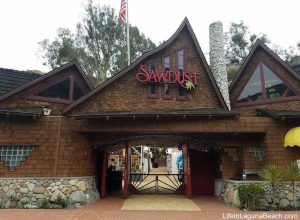 Sawdust Festival 10 Fun Things To Do in Laguna Beach